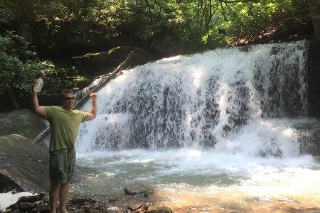 Ohiopyle State Park Lesser Falls