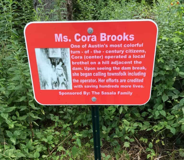 Austin Dam Cora Brooks