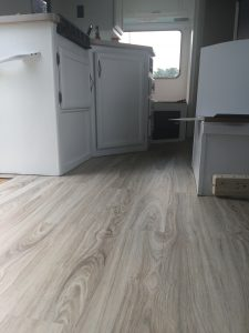 shop vac clean rv floors