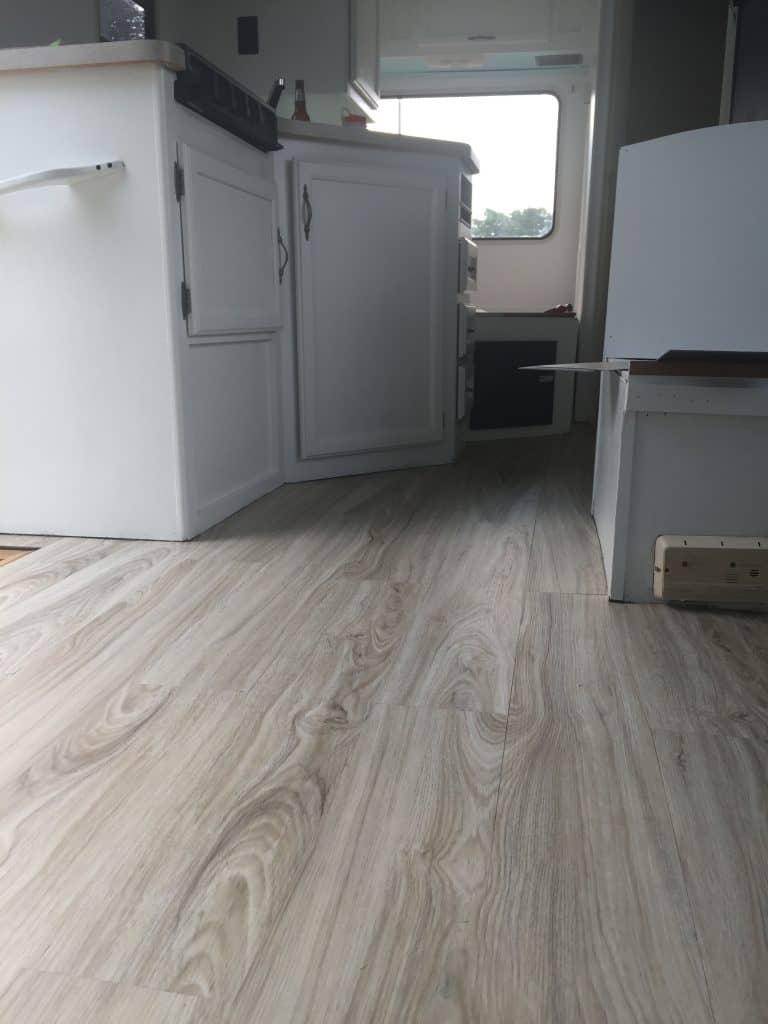 shop vac clean rv floors