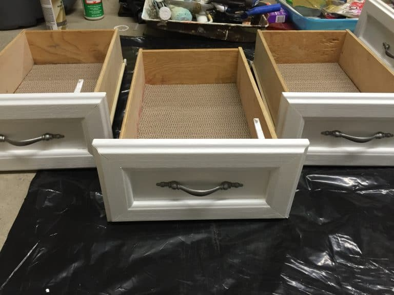 rv cabinet drawers after
