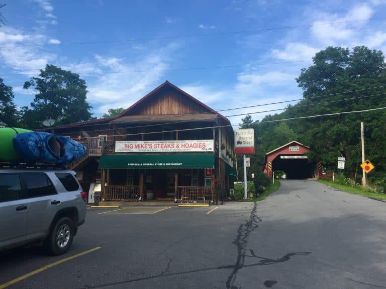forksville general store