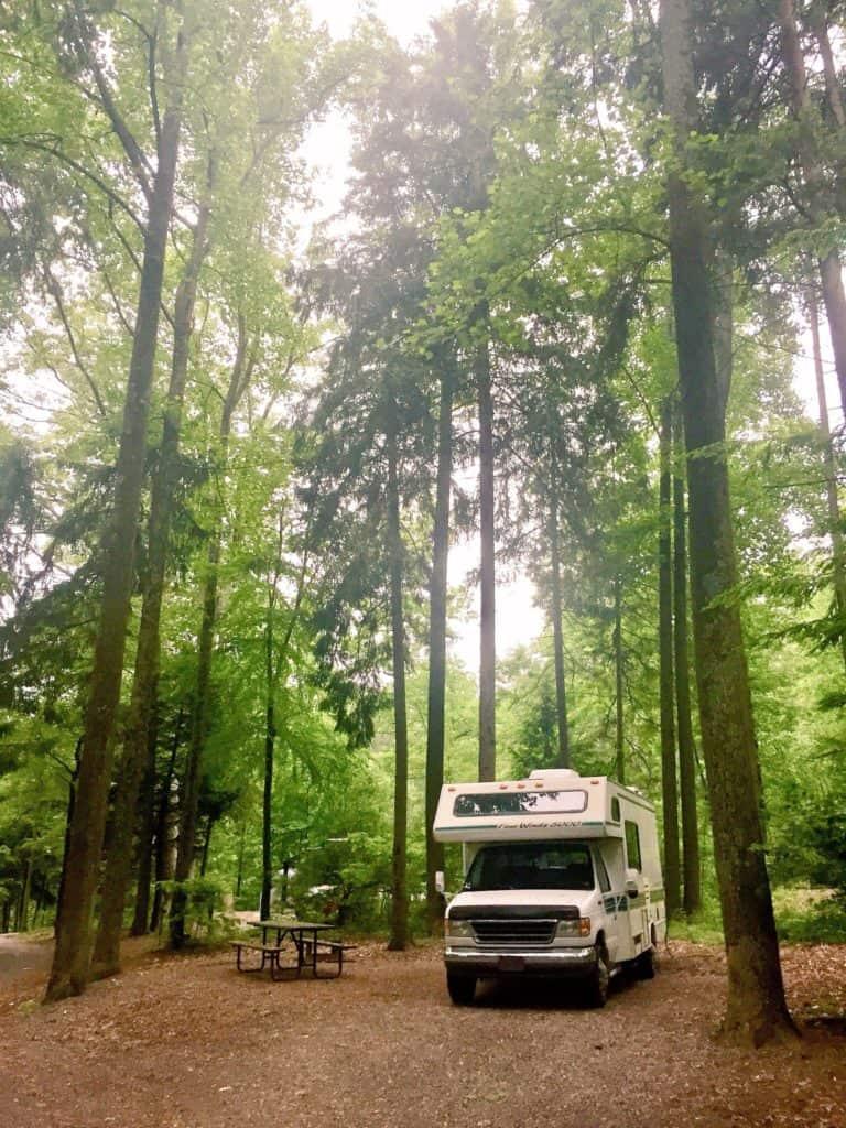 cowans gap campground