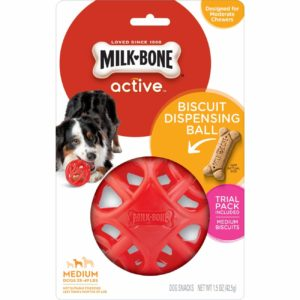 milkbone treat toy