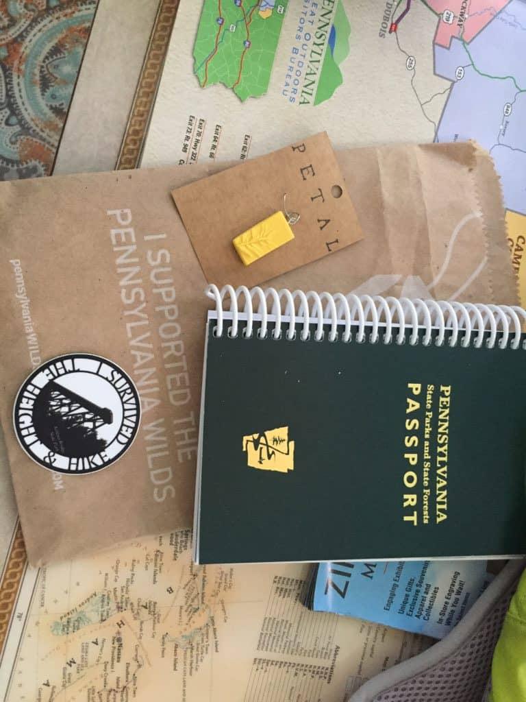 ps state park passport