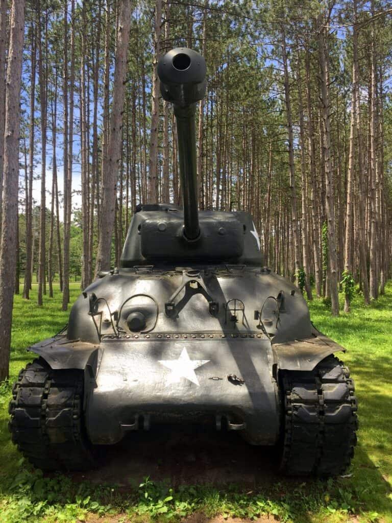 pennsylvania military museum tank
