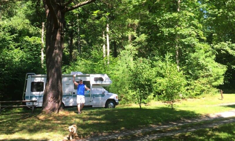 sinnemahoning state park campground