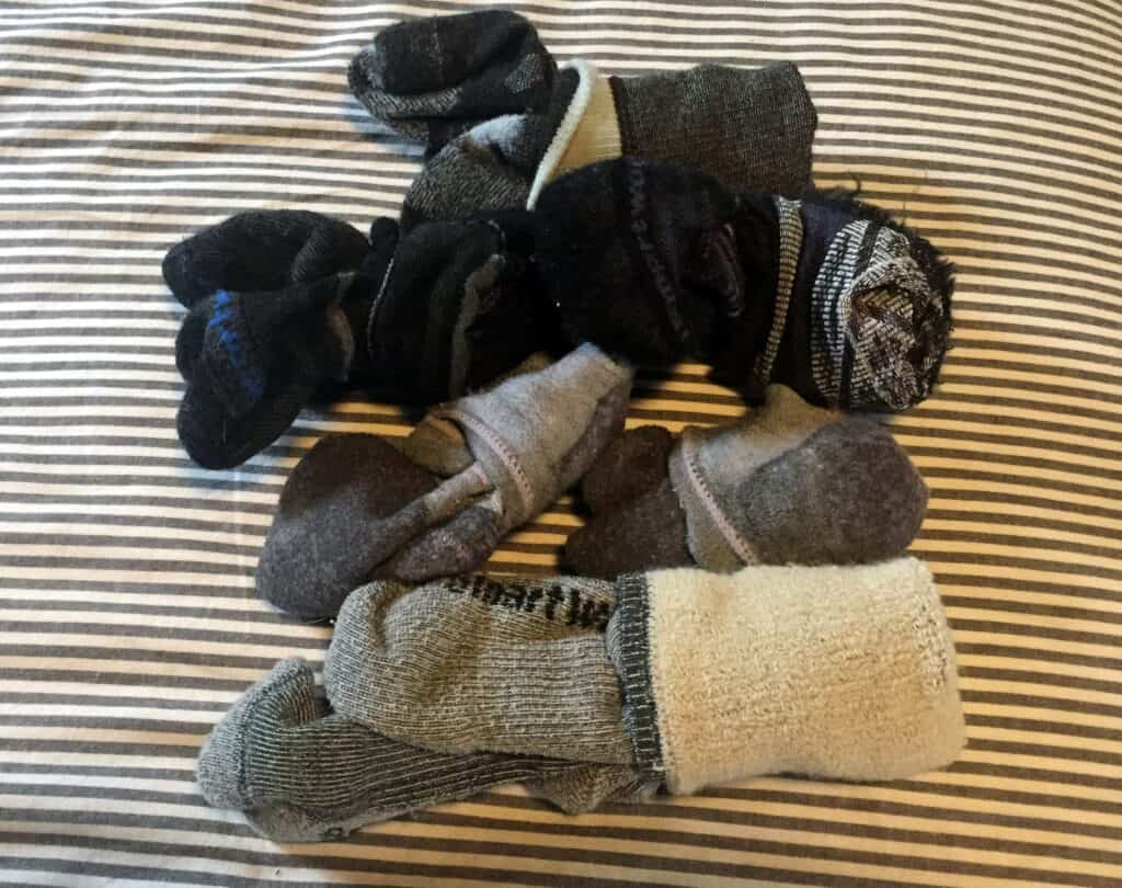 smartwool hiking socks review