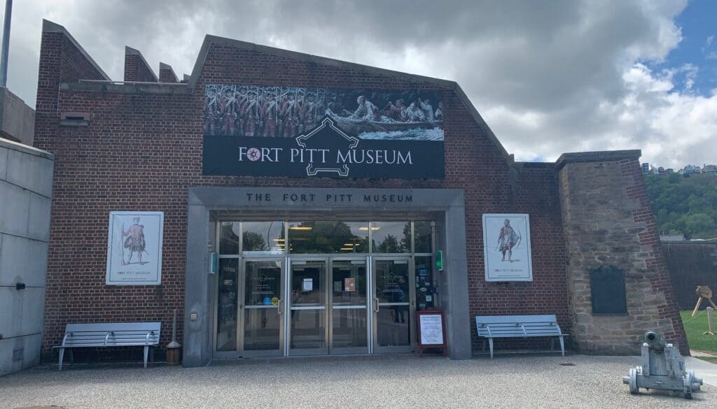 fort pitt museum point state park