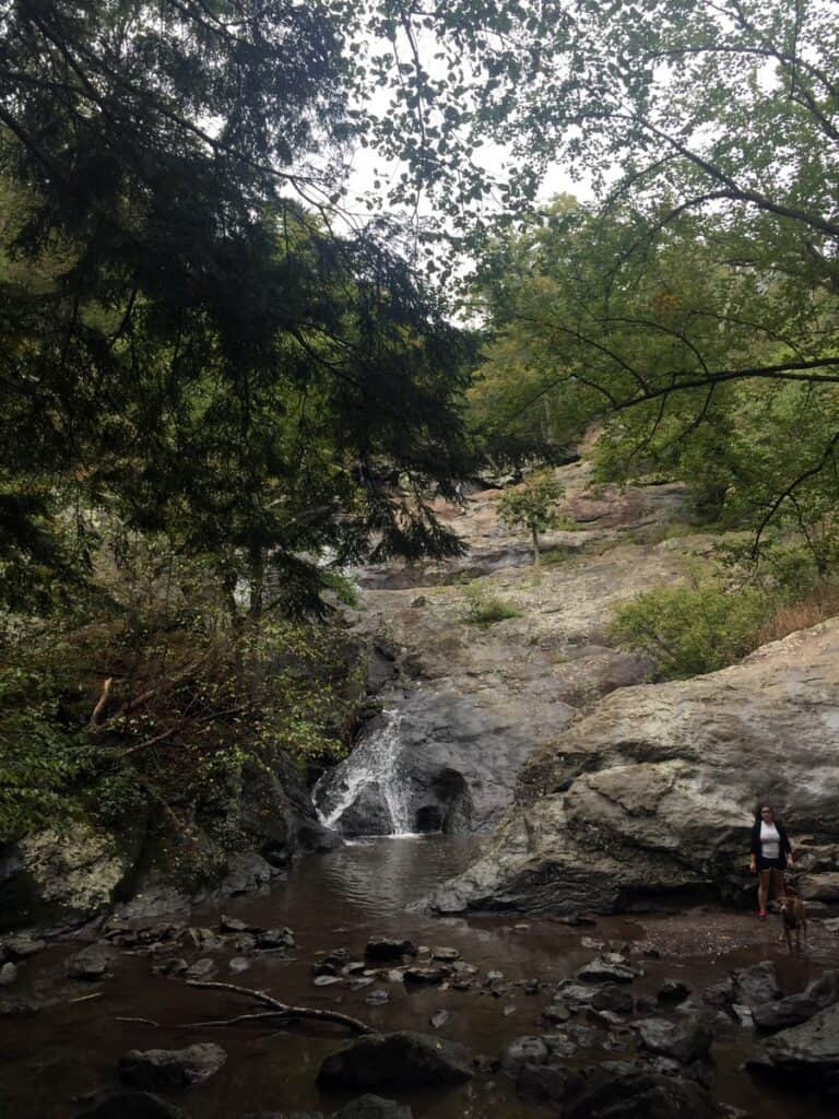 cunningham falls the falls
