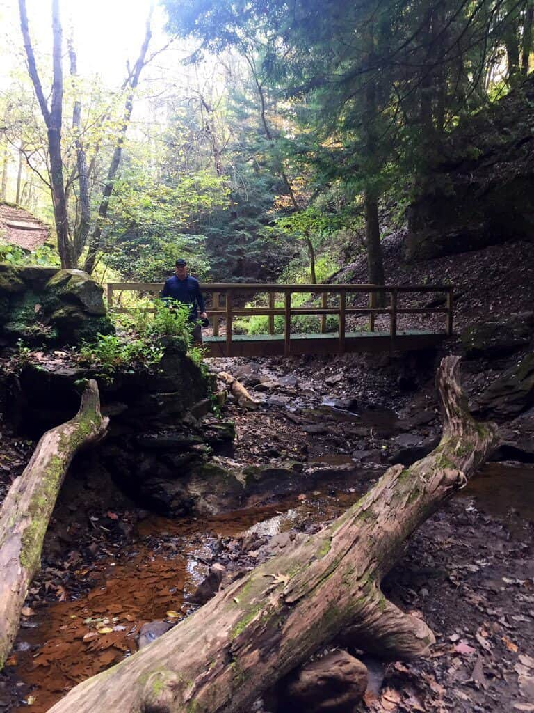 franklin at frankfort mineral springs in raccoon creek state park