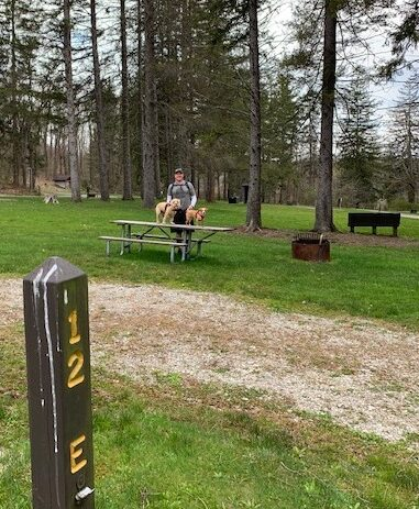 Kooser State Park First RV Weekend