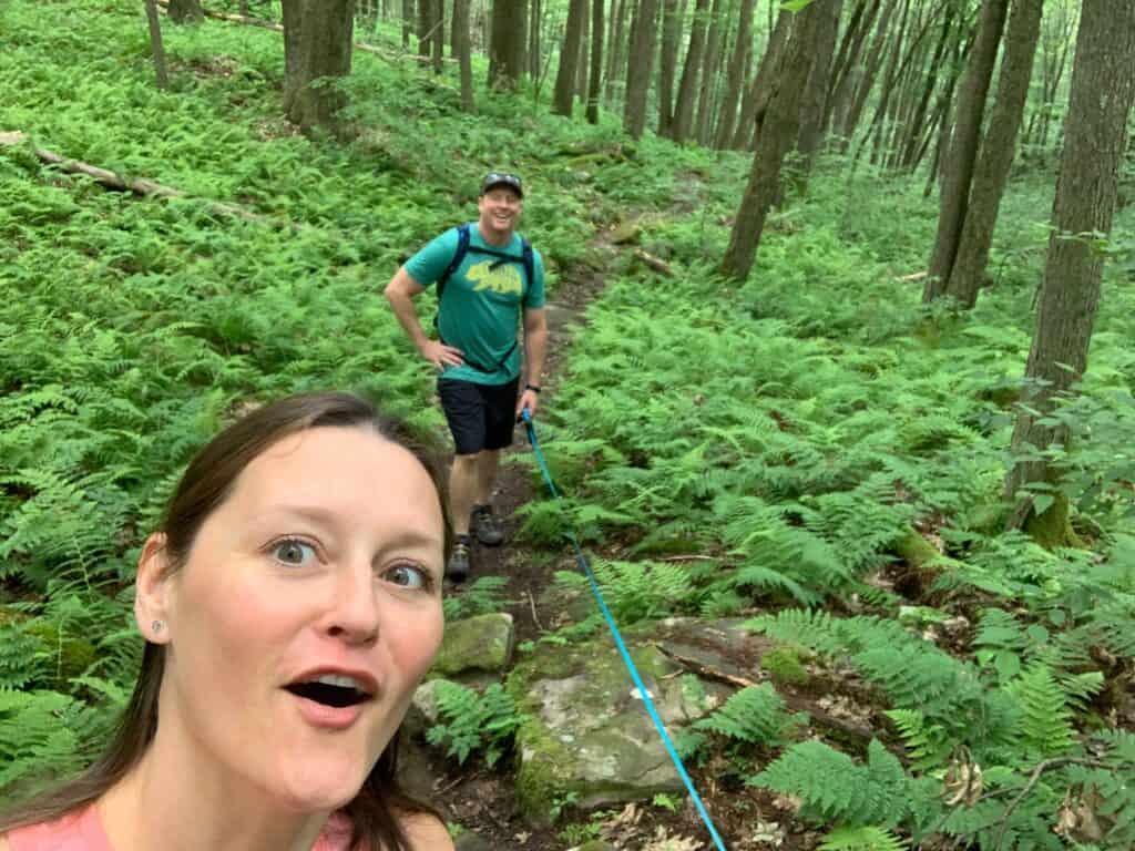beartown rocks trail turnaround