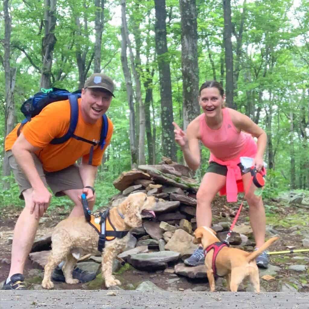 deep creek lake state park family photo