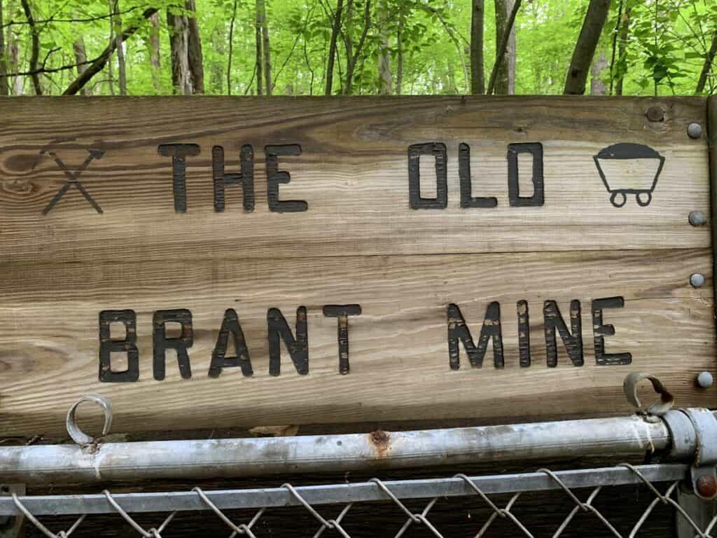 deep creek lake state park brant mine