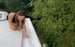 rv awning tape repair