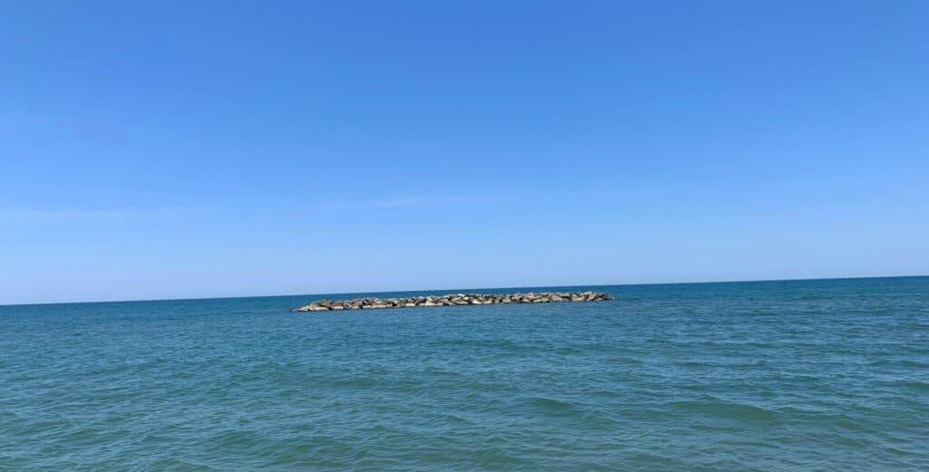 presque isle state park lake erie